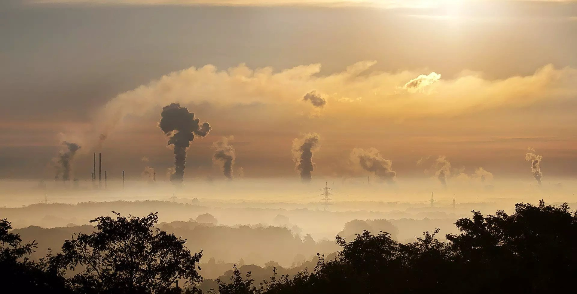 Air pollution linked to nearly 400,000 premature deaths in EU per year!