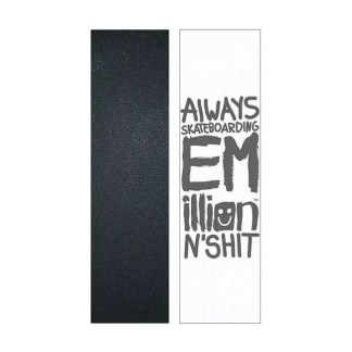 Emillion Perforated Griptape Black