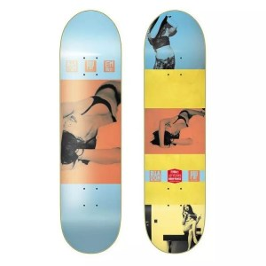 "EMillion Pop Deck 8.0"" Skateboard Deck"