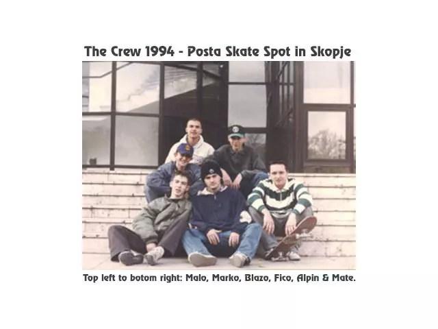 The Crew 1994