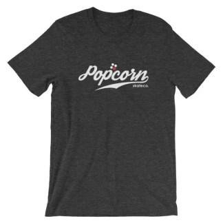 Popcorn Skate Co. Modern Logo T-Shirt