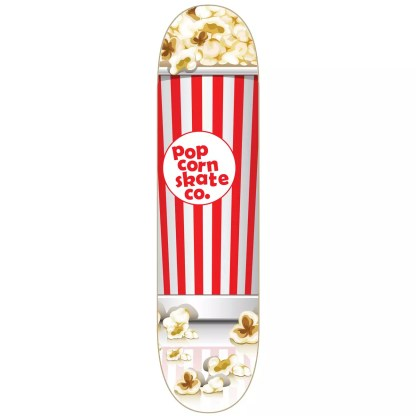 Popcorn TEAM Skateboard Deck