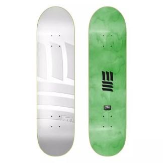 """EMillion EMboss 8.0"""" Skateboard Deck"""