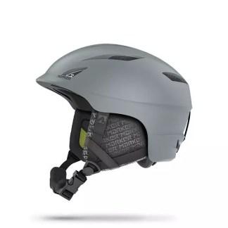 Marker Companion Helmet Grey