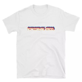 Popcorn feat. Dare Pavlovski VHS Unisex T-Shirt