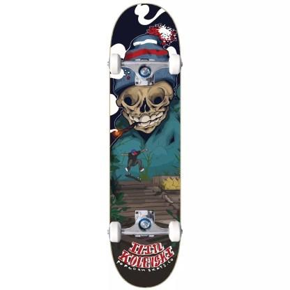 Popcorn Ilin Kolevski Pro Model 8.5″ Complete Skateboard