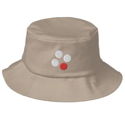 Popcorn ID Logo Bucket Hat