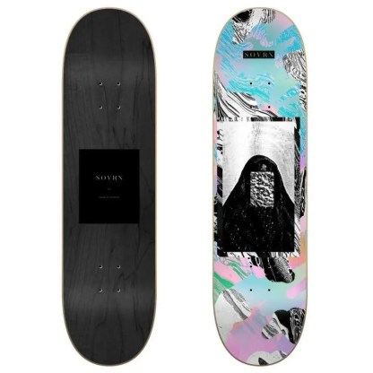 "Sovrn Void 8.5"" Skateboard Deck"