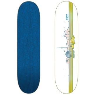 "Habitat Bobby De Keyzer T-Dot 8.5"" Skateboard Deck"