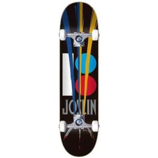 "Plan B Joslin Sliced 8.25"" Complete Skateboard"