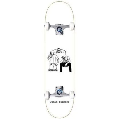 "Sk8Mafia Jamie Palmore ""All Around"" 8.5"" Skateboard Complete"