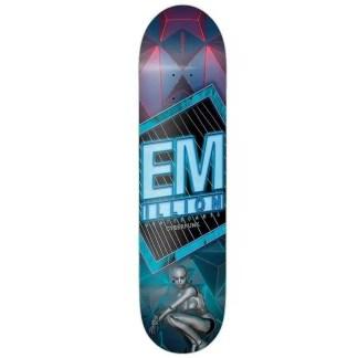 "EMillion Cyberpunk 8.125"" Skateboard Deck"