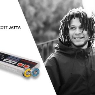 Pusher Bearings Josef Scott Jatta (Set of 8)