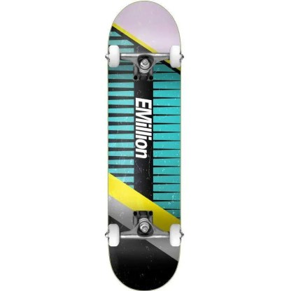 "EMillion Rally 8.125"" Complete Skateboard"