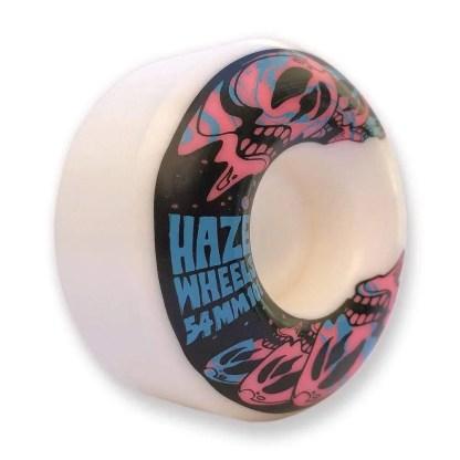 Haze Wheels Death On Acid Round Cut 54mm 101A