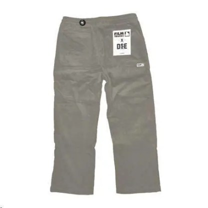 Film Trucks x DSE Surf Pant Corduroy Grey
