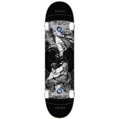 Sovrn Geri & Freki 8.25″ Complete Skateboard