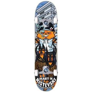 Popcorn Martin Ristevski Complete Skateboard