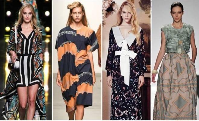 Rochii la moda: primavara 2015