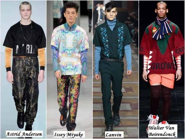 Haine la moda barbati iarna 2015