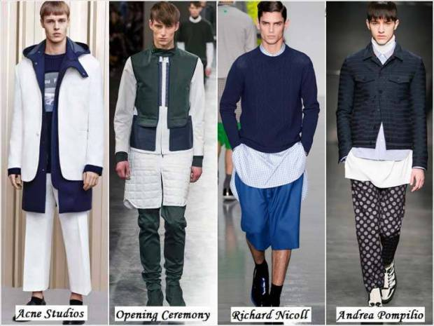 Haine la moda pentru barbati iarna 2015