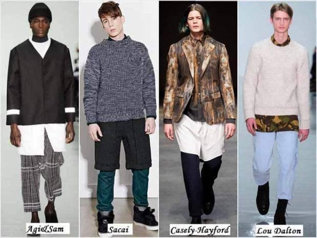 Haine pentru barbati la moda iarna 2015
