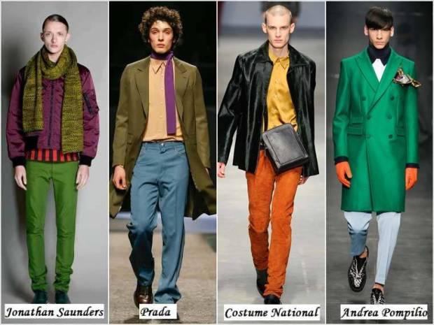 Haine la moda barbat iarna 2015 tendinte