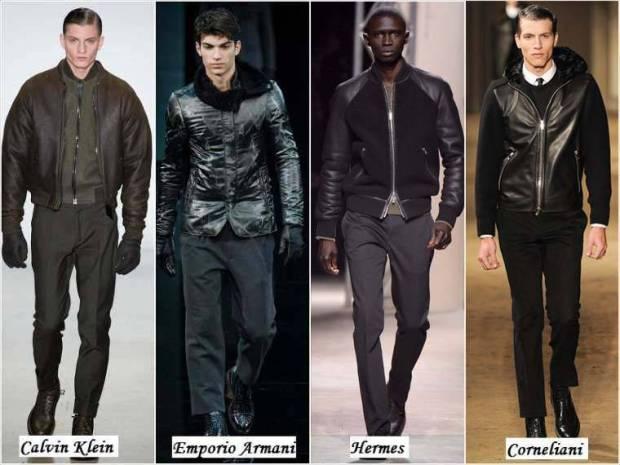 Stil macho iarna 2015