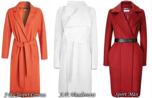 Palton tip halat clasic pentru femei
