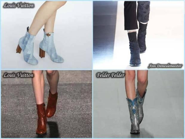 Botine la moda primavara 2015