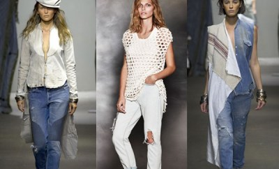 Blugi dama la moda primavara-vara 2015