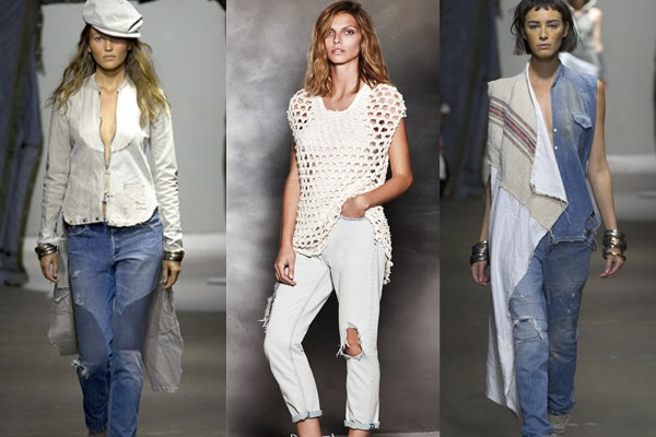 Blugi la moda primavara-vara 2015