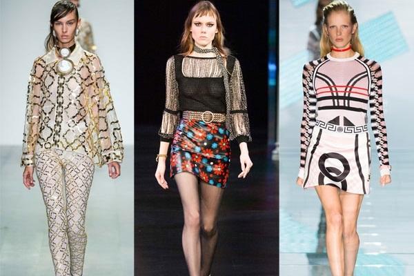 Bluze la moda primavara-vara 2015