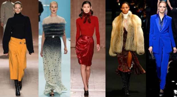 New York fashion week toamna-iarna 2015-2016