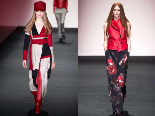 Colectia Daks la saptamana modei de la Londra