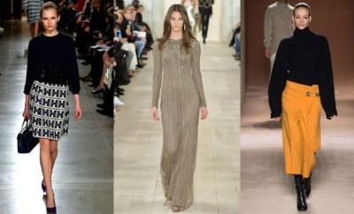 Saptmana modei de la New York colectiile toamna-iarna 2015-2016