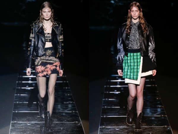 Saptamana modei de la Milano colectia Fausto Puglisi
