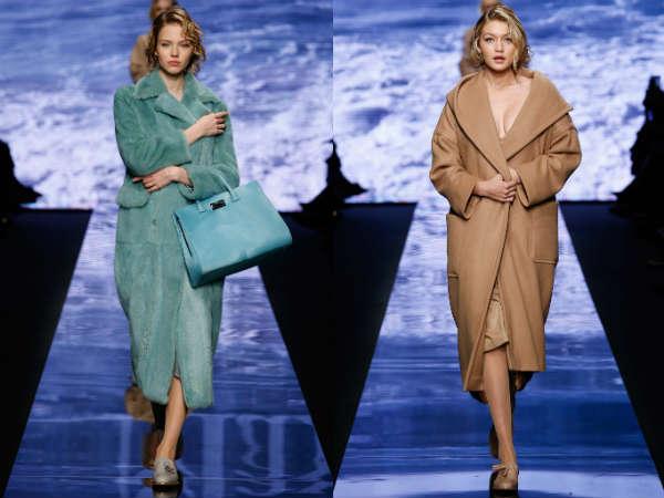 Saptamana modei de la Milano Max Mara toamna-iarna 2015-2016