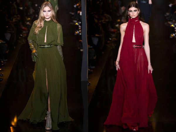 Elie Saab saptamana modei de la Paris