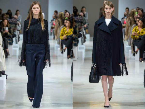 Nina Ricci la saptamana modei de la Paris