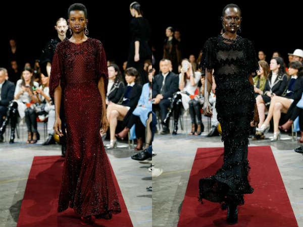 Givenchy saptamana modei de la Paris