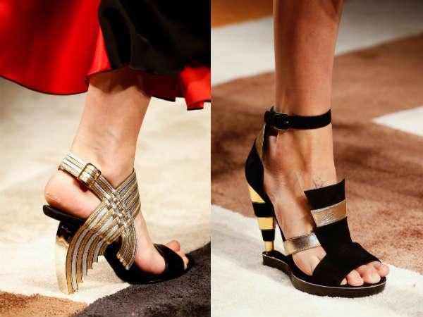 Pantofi de tip sandale Salvatore Ferragamo