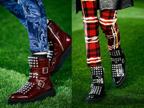cu platforma la moda