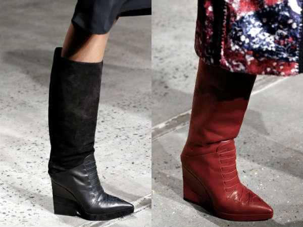tendinte cizme dama la moda