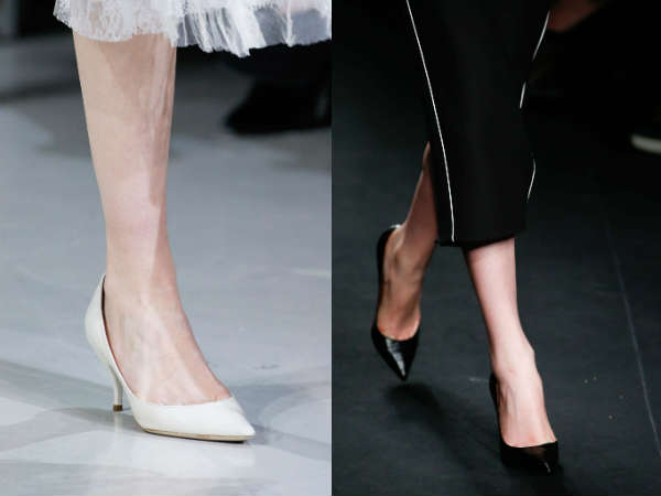 Ce pantofi se poarta in 2015
