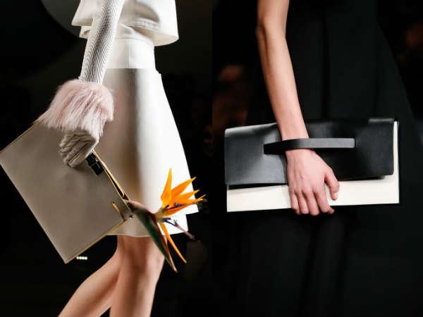 Geanta plic de seara la moda