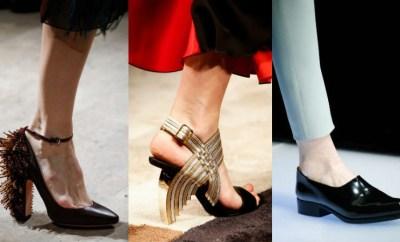 Pantofi dama toamna-iarna 2015-2016