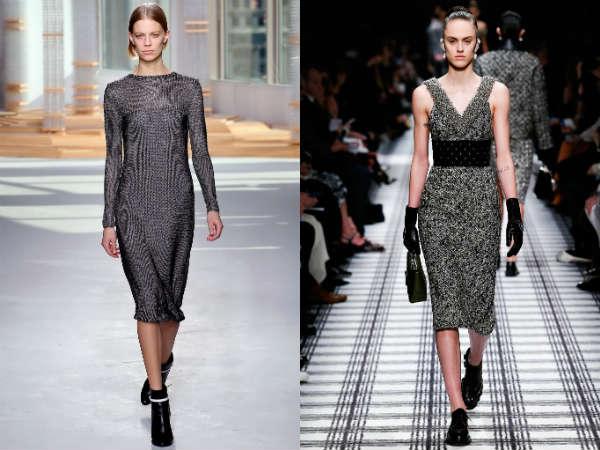 Rochie de birou la moda