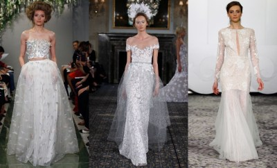 Rochii de mireasa la moda 2016