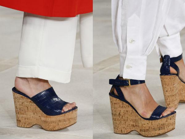 Sandale 2016 cu platforma primavara vara